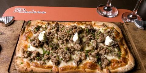 Pizzas individuales